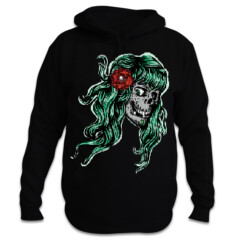 Deathpunk Poster Ghoul 2011 hoody